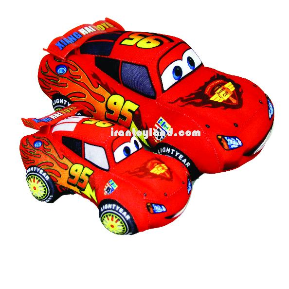 عروسک شخصیت کارتونی مک کویین ماشینها