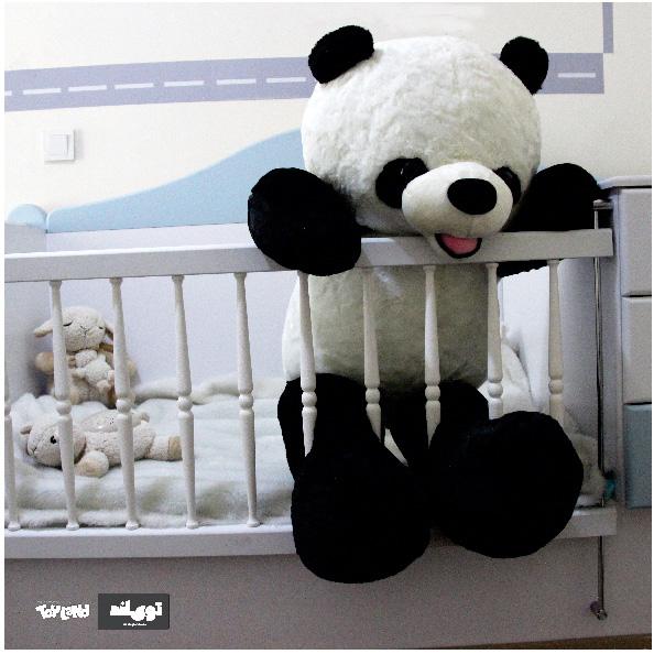 عروسک خرس پاندا 160 سانتی
