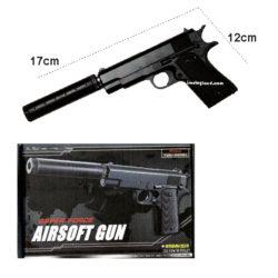 ماکت اسلحه فلزی کمری v2