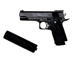 ماکت اسلحه فلزی کمری v5