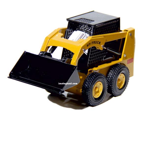ماکت ماشین راهسازی و ساختمانی باب کت