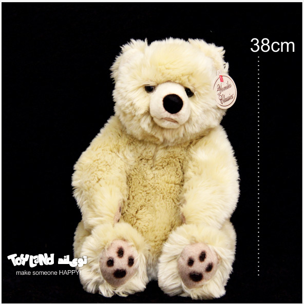 عروسک حیوانات طبیعی خرس کرم
