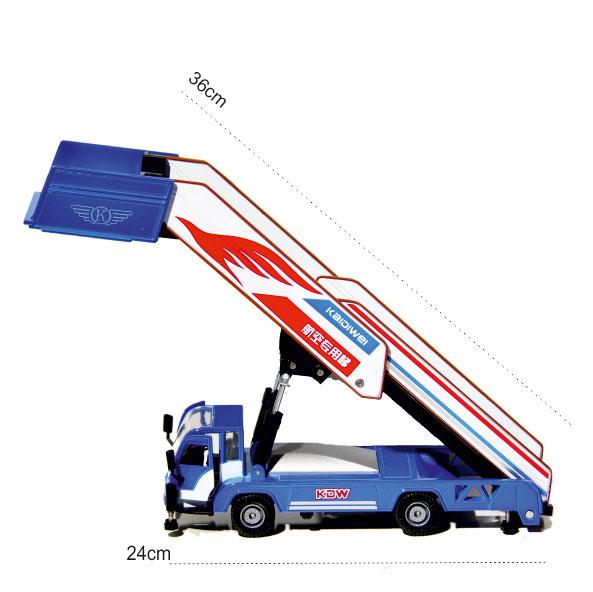 ماکت ماشین پله هواپیما