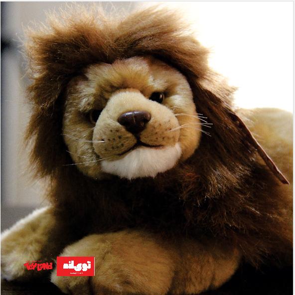عروسک حیوان شیر افریقایی