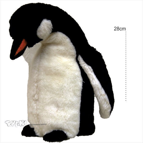 عروسک حیوانات طبیعی پنگوئن سطان