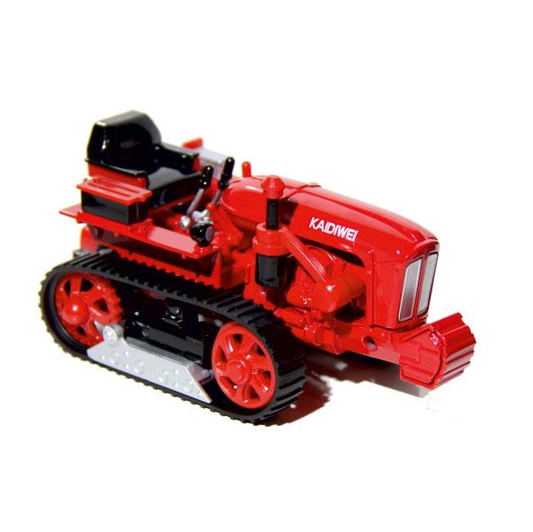 ماکت ماشین کشاورزی تراکتور تسمه ای
