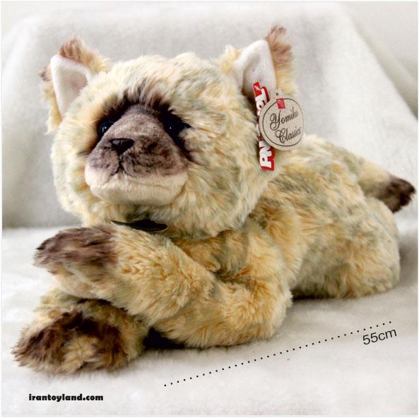 عروسک گربه بزرگ تبتی