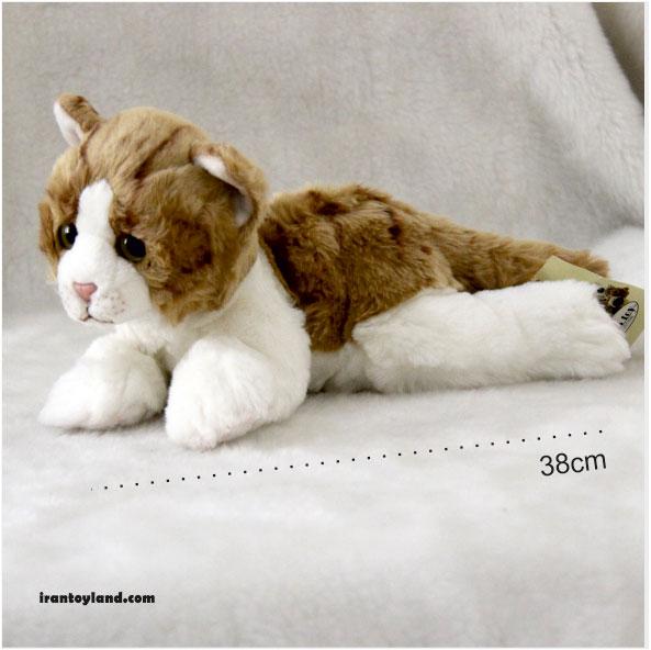 عروسک گربه نژاد یونانی اصیل