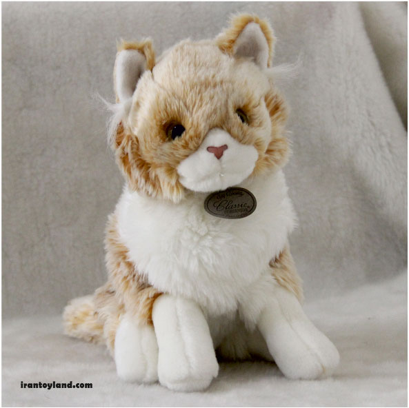 عروسک گربه تبتی