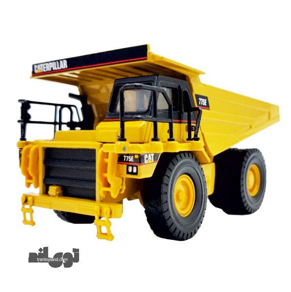 ماکت ماشین راهسازی کاترپیلار 775e