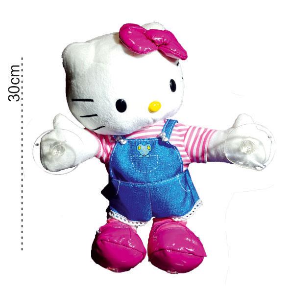 عروسک شخصیت کارتونی کیتی رقصنده موزیکال
