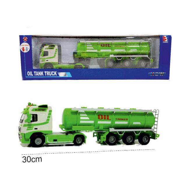 ماکت ماشین کامیون حمل سوخت