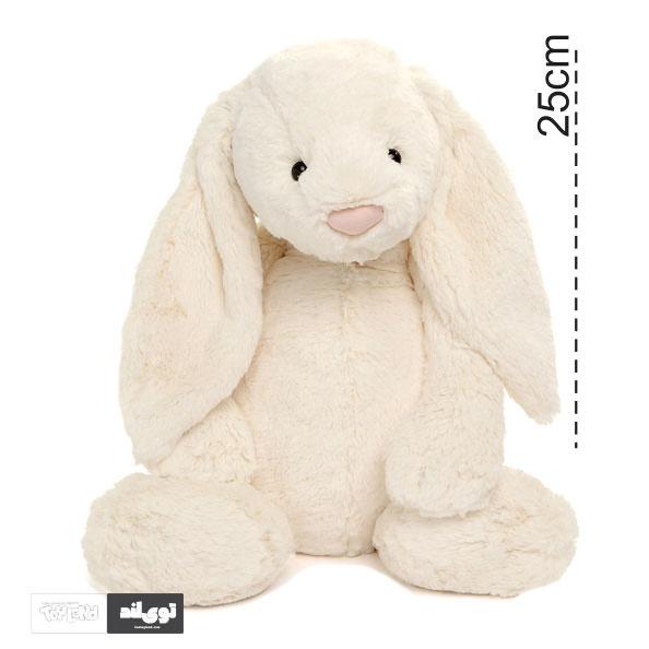 عروسک پولیشی خرگوش جلی کت سایز یک