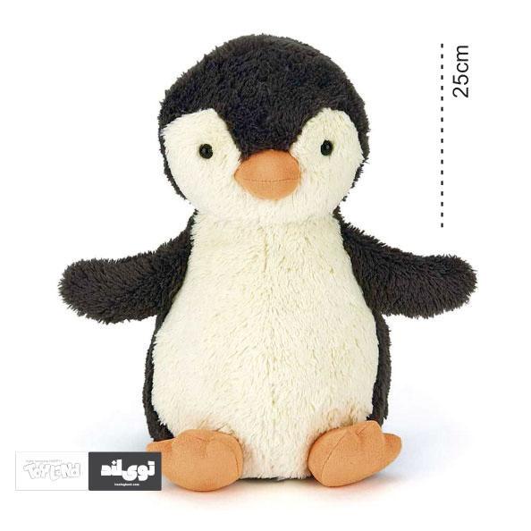 عروسک پولیشی پنگوئن جلی کت
