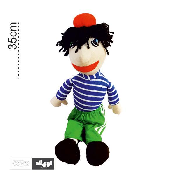 عروسک شخصیت کارتونی کلاه قرمزی