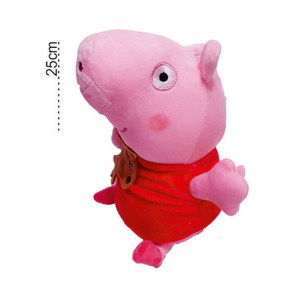 عروسک شخصیت کارتونی خوک ها پپاپیگز