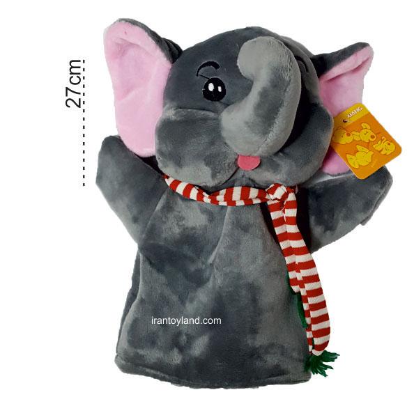 عروسک نمایشی حیوانات دیزنی