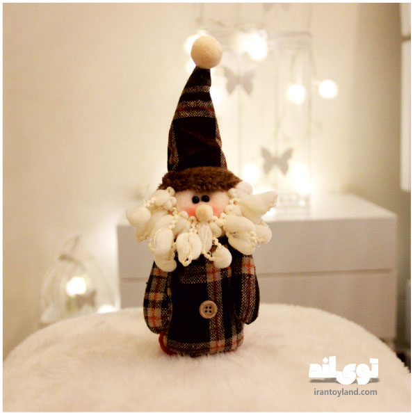 عروسک کریسمس بابانوئل