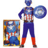 لباس شخصیت کاپیتان آمریکا