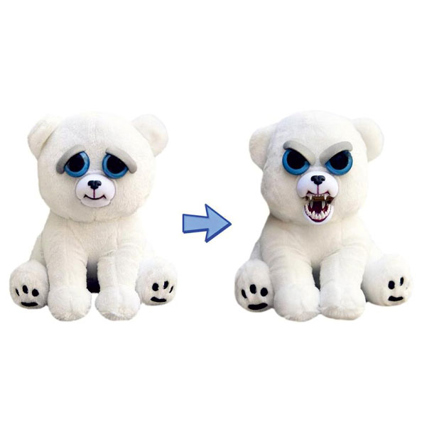 عروسک مکانیکی حیوانات عصبانی