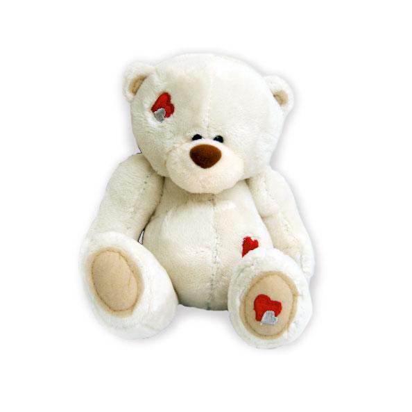 عروسک ولنتاین خرس نشسته لاو