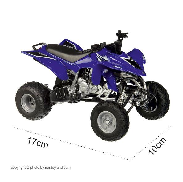 ماکت موتور چهارچرخ ساحلی یاماها