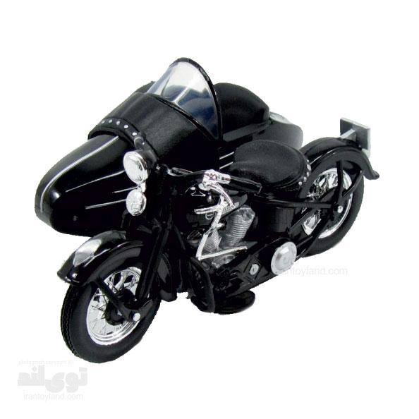 ماکت موتور سیکلت هارلی دیویدسون