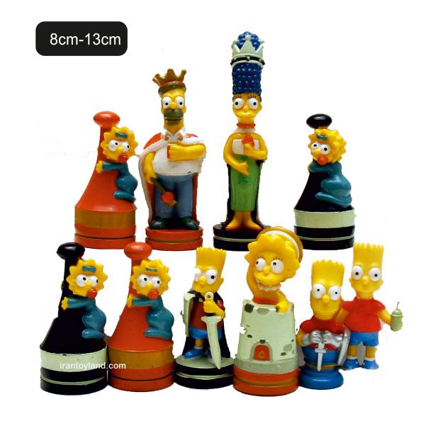 فیگور شخصیت سیمپسون ها