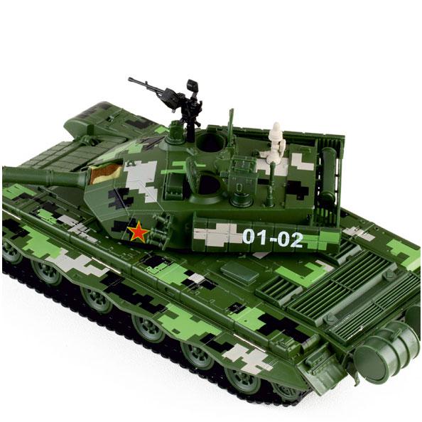 ماکت فلزی تانک جنگی کایدیوی 1:35