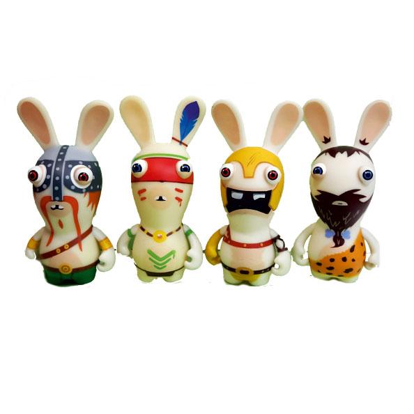فیگور شخصیت کارتونی خرگوش خنگ رابیدز