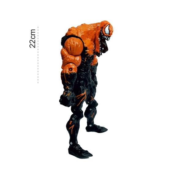 اکشن فیگور ونوم نارنجی