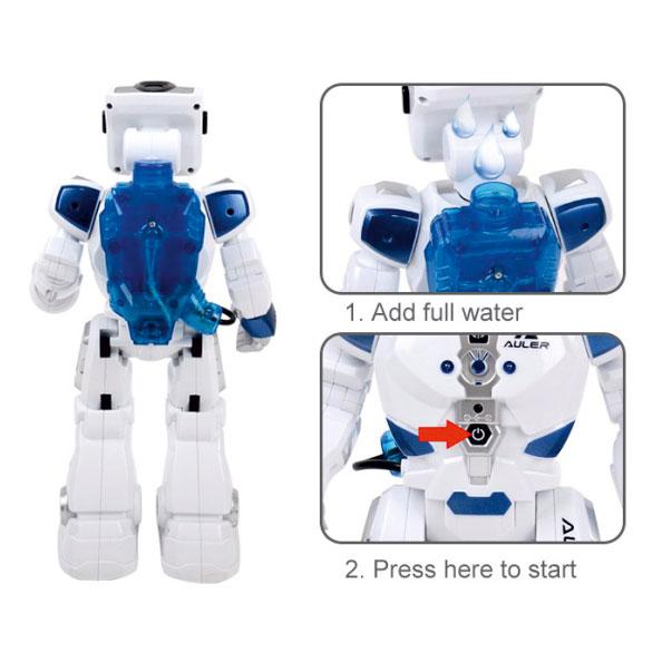 اسباب بازی روبات کنترلی و شارژی