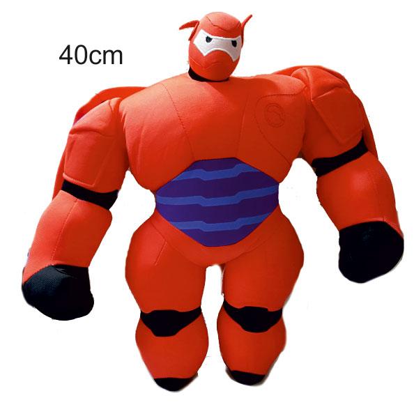 عروسک شخصیت کارتونی بی مکس قرمز