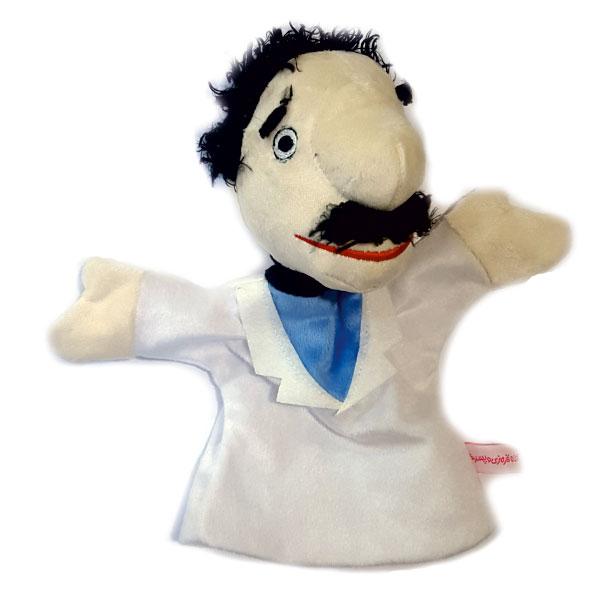 عروسک نمایشی شخصیت عزیزم ببخشید