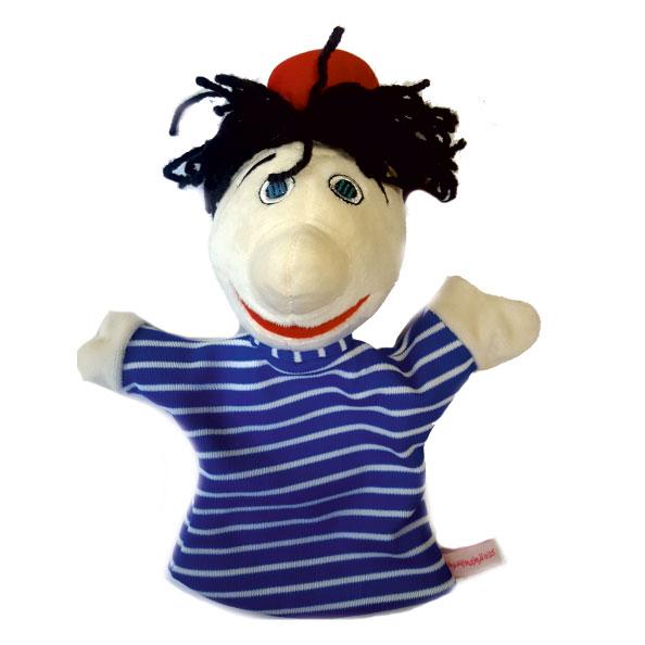 عروسک نمایشی شخصیت کلاه قرمزی