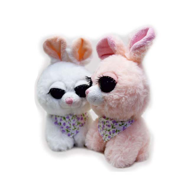 عروسک پولیشی خرگوش مژه بلند