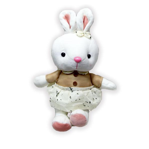 عروسک پولیشی خرگوش نانو دامن دار