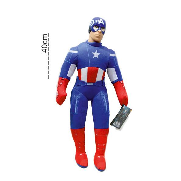 عروسک شخصیت ابر قهرمان کاپیتان امریکا