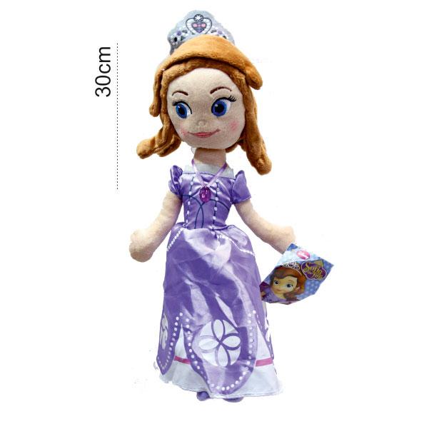 عروسک شخصیت کارتونی پرنسس سوفیا
