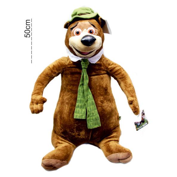 عروسک شخصیت کارتونی یوگی خرسه