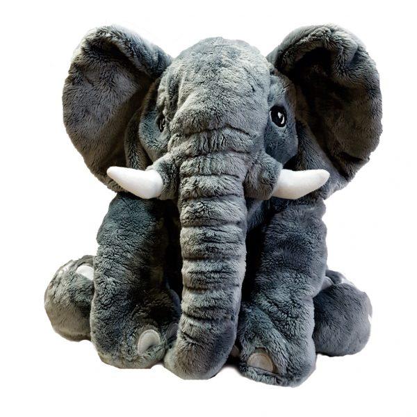 عروسک پولیشی فیل بالشتی نوزادی