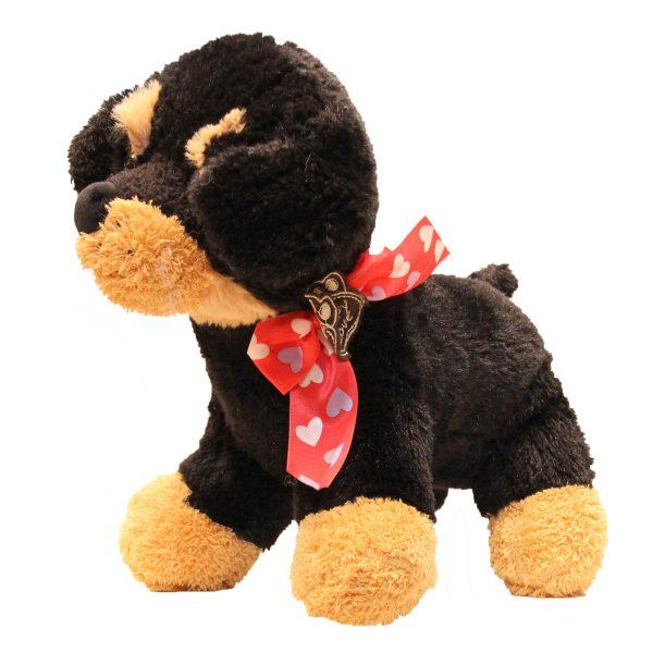 عروسک پولیشی سگ پاپی ژرمن شیپرد