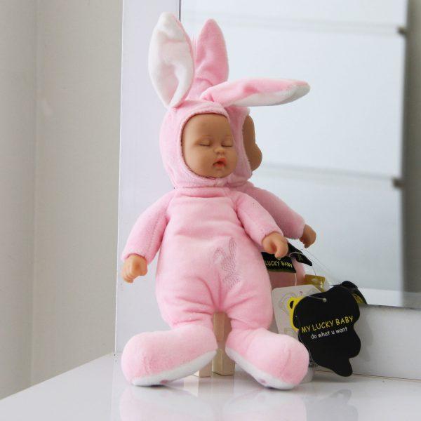 عروسک نوزاد چشم بسته
