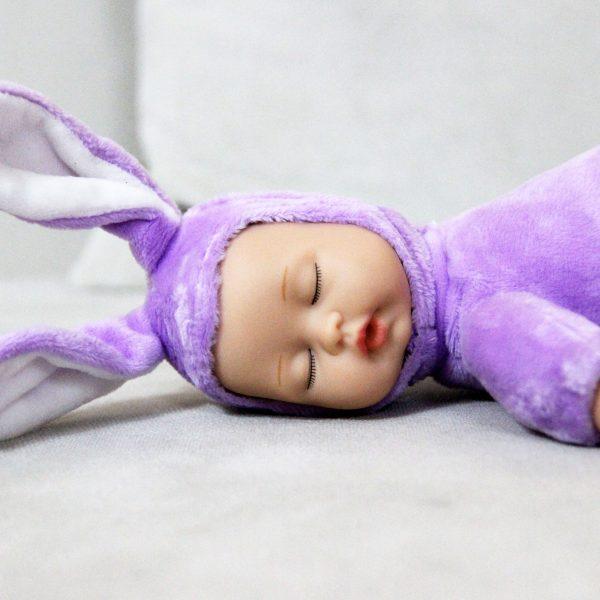 عروسک نوزاد مدل خرگوشی