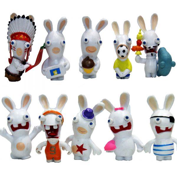 فیگور شخصیت کارتونی خرگوش خنگ