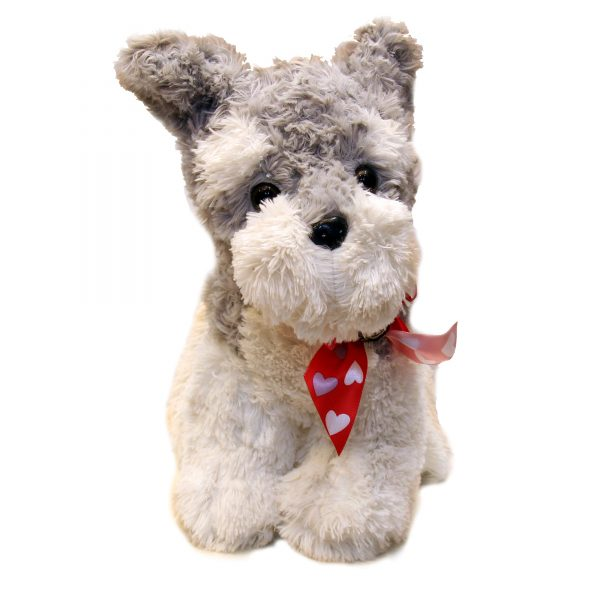 عروسک پولیشی سگ پاپی تریر