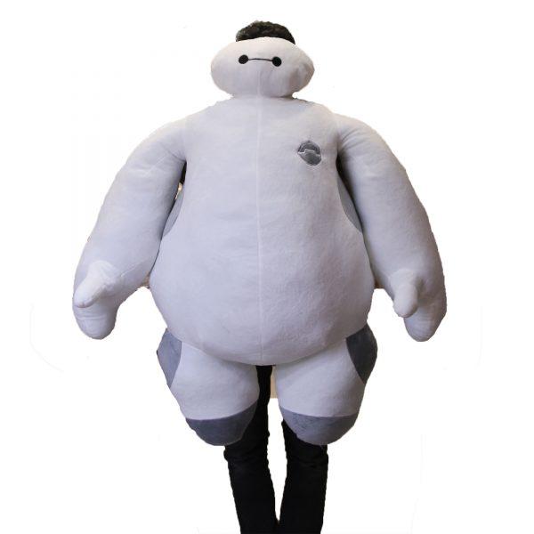 عروسک شخصیت بی مکس قهرمان بزرگ
