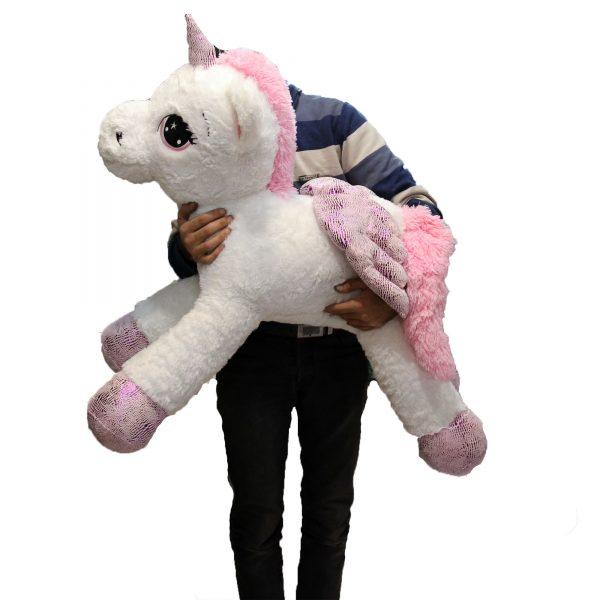 عروسک یونیکورن اسب تک شاخ