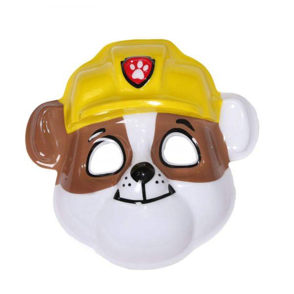 ماسک شخصیت سگ نگهبان رابل
