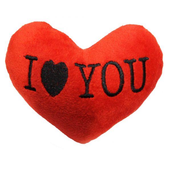 قلب قرمز ولنتاین